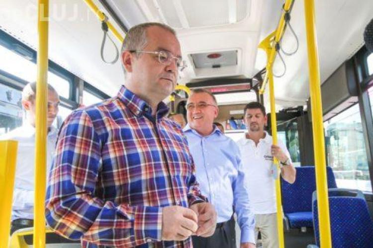 Boc anunță când se introduc autobuze școlare în Florești