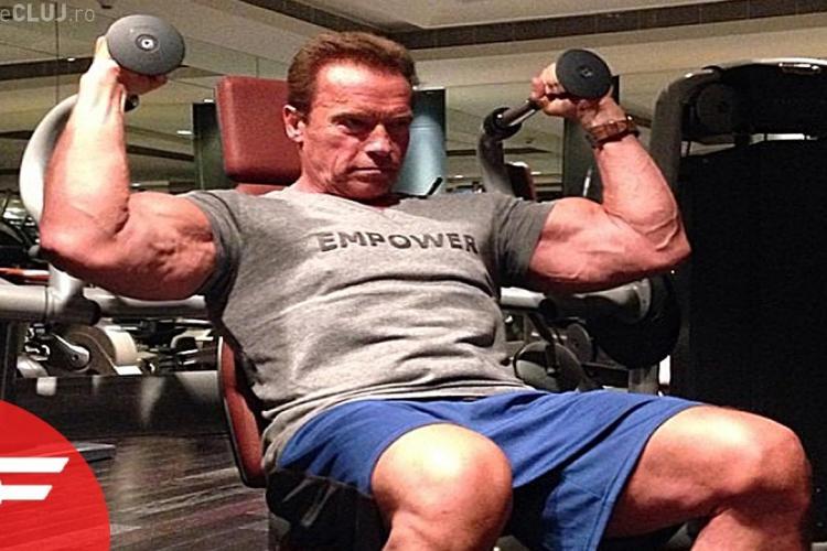 Arnold Schwarzenegger la Cluj, în noiembrie, la Cupa Mondială de Culturism și Fitness?