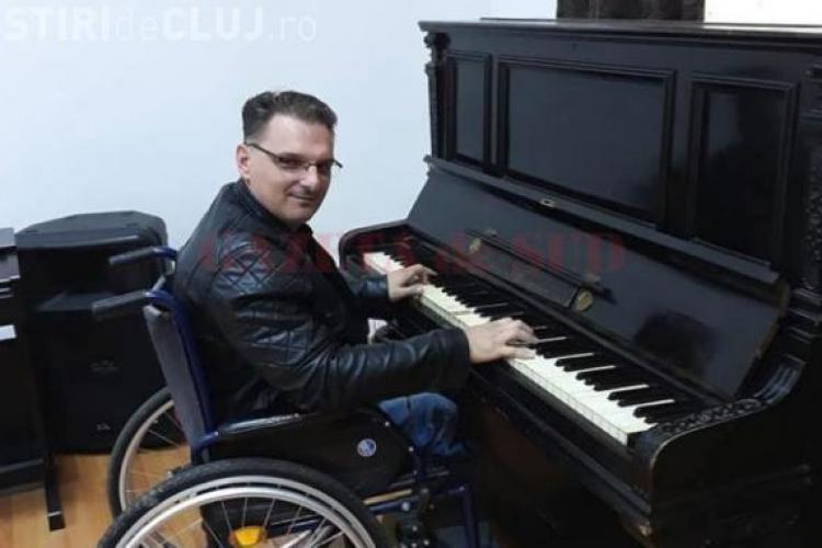 Bărbat cu dizabilități, pus de ANAF să aleagă între pensia de 640 de lei și cântatul la nunți