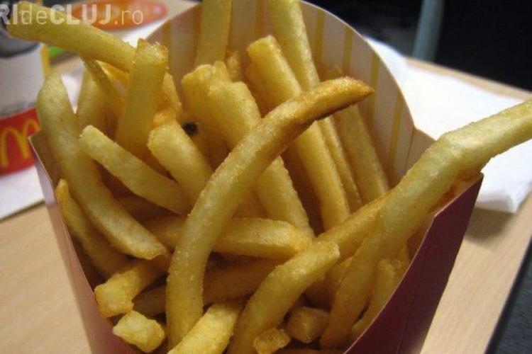 Ce conțin cartofii prăjiţi de la McDonald's. Au 19 ingrediente