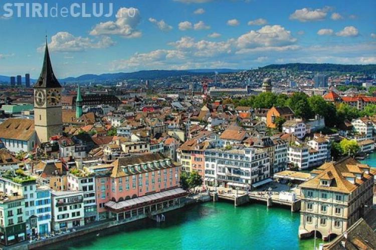Elveția permite românilor accesul pe piața muncii