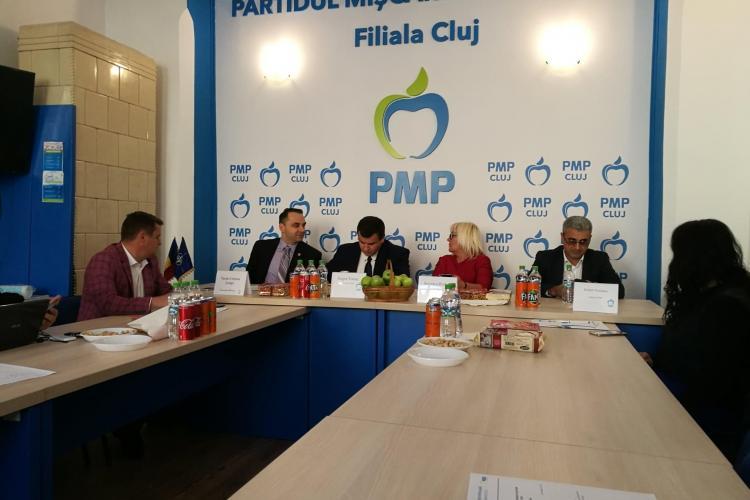 PMP vrea să scoată pensiile speciale ale parlamentarilor și să introducă votul electronic