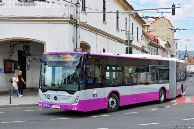 Clujul cumpără 25 de autobuze electrice NOI cu tehnologie UNICAT în România