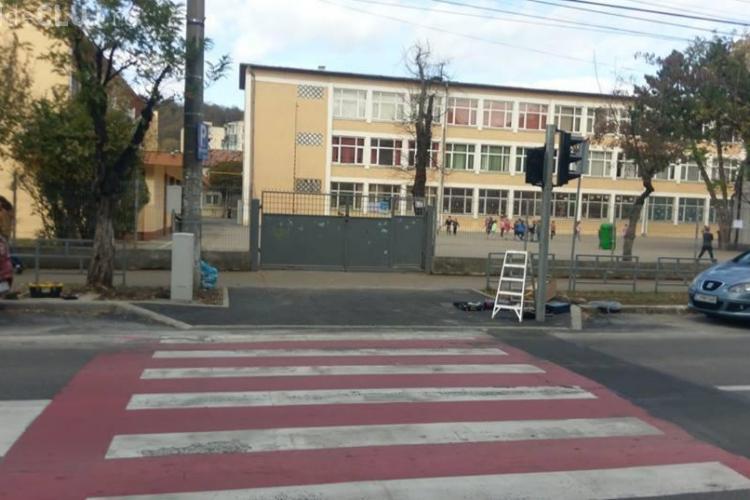 Cluj-Napoca: Treceri de pietoni în curs de semaforizare