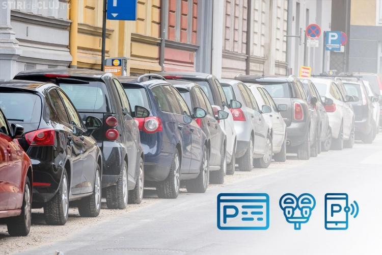 Cum arată aplicația mobilă pentru parcări care aduce clujenii mai aproape de realitatea smart city?