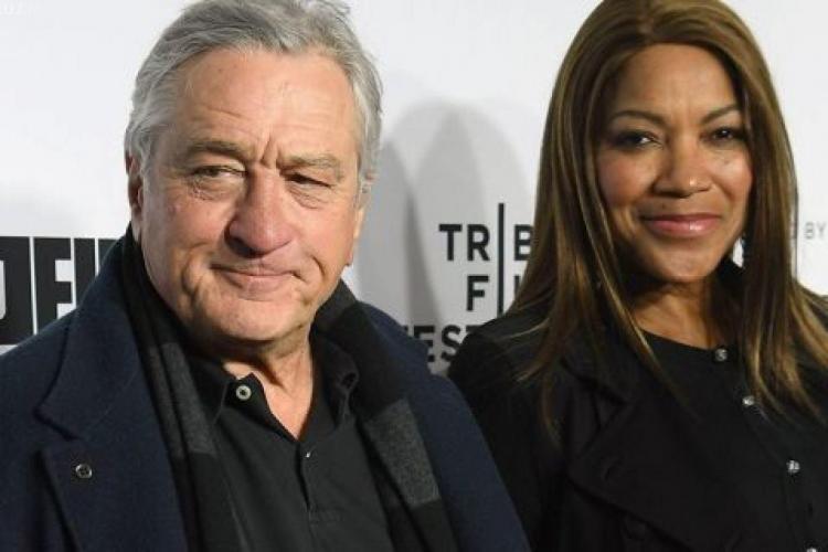 Robert De Niro divorțează după 21 de ani de căsnicie