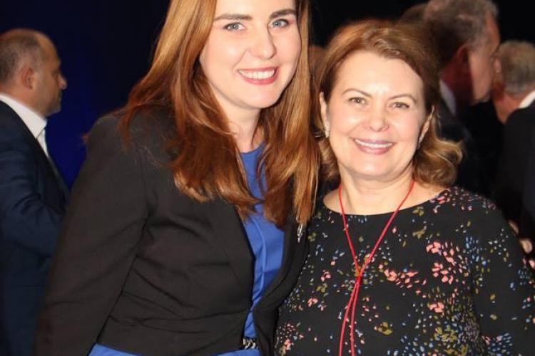 Inițiatoarea Legii Anti-Fumat, Aurelia Cristea, aleasă vicepreședinte al PRO România