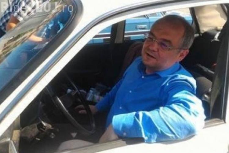 Emil Boc propune un parteneriat cu șoferii clujeni. Despre ce este vorba!