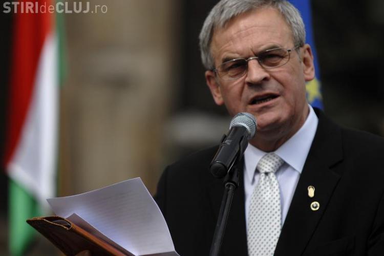Tőkés László despre Centenarul Marii Uniri: Pentru noi, maghiarii, sunt o sută de ani fără împliniri