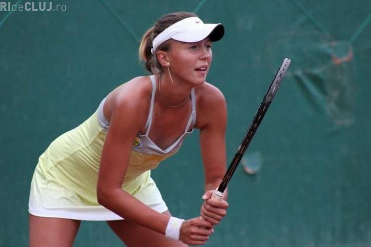E cea mai bună jucătoare de tenis din noul val, dar nu va juca pentru România: Nu m-aş mai întoarce în ţară