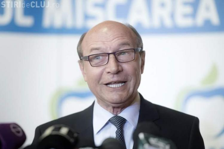 Traian Băsescu susține că Iohannis o poate refuza legal pe Olguţa Vasilescu
