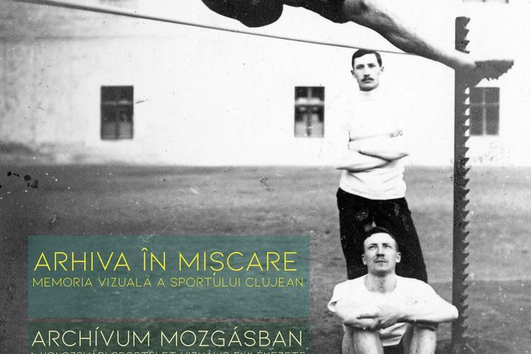 Expoziție care prezintă imagini cu sportul clujean de acum 200 de ani