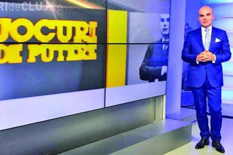 Război la Realitatea TV, între Rareş Bogdan și patronul Cozmin Guşă