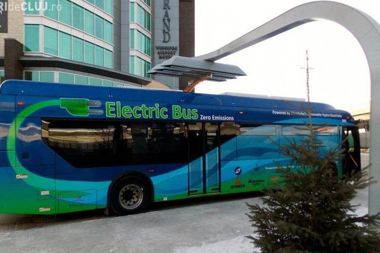 Primăria Turda cumpără autobuze electrice, dar turdenii au fost mai deștepți