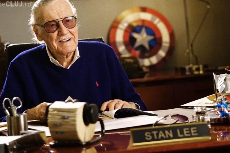 Celebrul creator al personajelor X-Men, Spider-Man și Iron Man a murit. L-ai văzut în aproape toate filmele Marvel