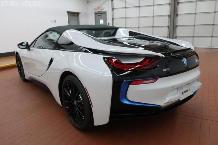 De Black Friday 2018, un român a cumpărat un BMW i8 de peste 140.000 €