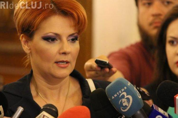 Reacția Olguței Vasilescu după ce președintele a refuzat-o la Ministerul Transporturilor