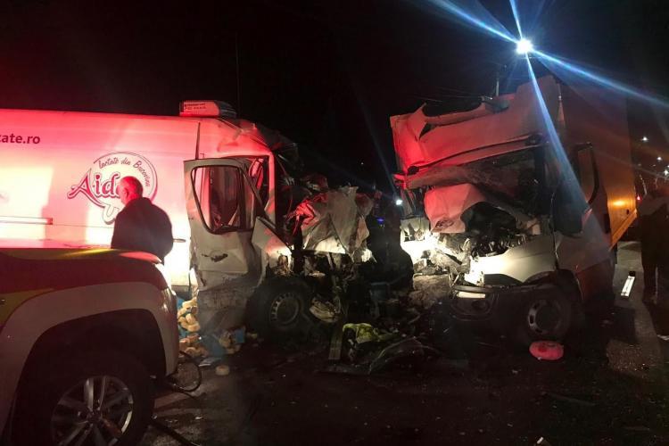 Accident mortal la Funătura. Un șofer a adormit la volan FOTO