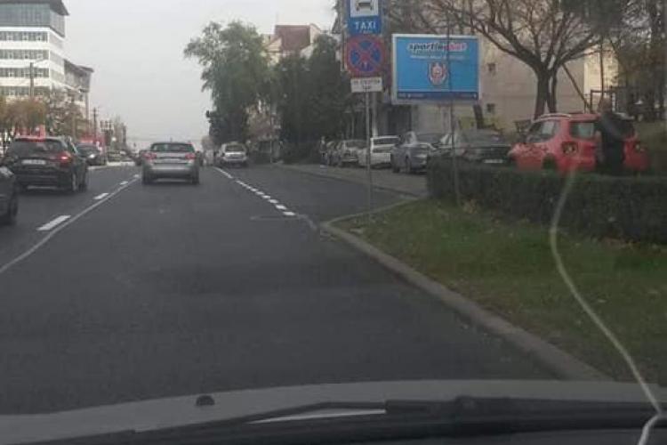 Cartierul Zorilor mai are numai 3 standuri de taxi pe strada Observatorului