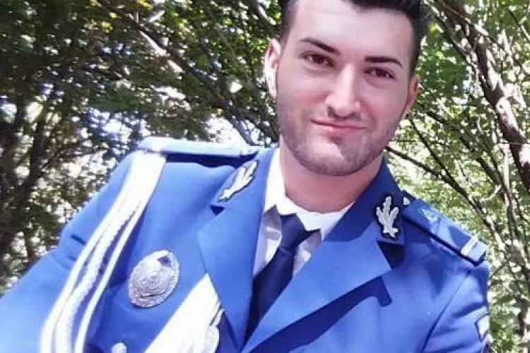Smiley are o dublură la Jandarmerie: Oamenii îmi cer să fac poză cu ei - FOTO