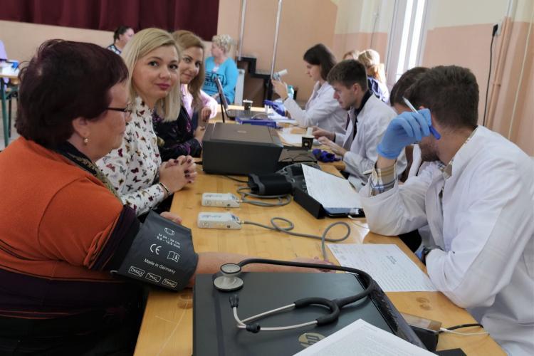 26 de femei cu suspiciuni de cancer la sân depistate în Florești