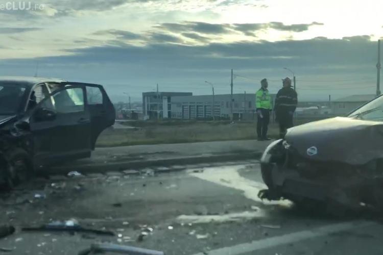 Coincidență NEFASTĂ! Doi șoferi cu același nume s-au lovit pe Bulevardul Muncii - VIDEO