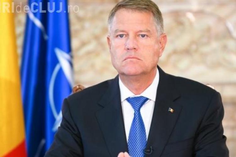 Klaus Iohannis îi refuză pe Olguța Vasilescu și Ilan Laufer