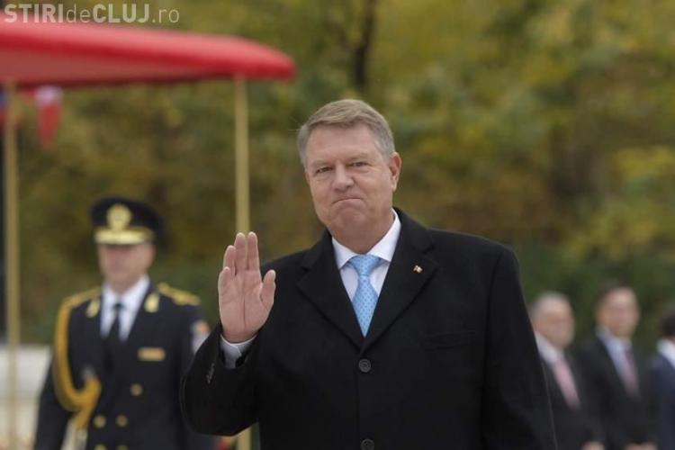 Klaus Iohannis a făcut sesizare la CCR privind pensia specială a lui Victor Ciorbea