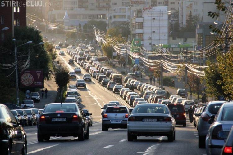 Circulația pe strada Observatorului se schimbă. Pacrările au fost desființate