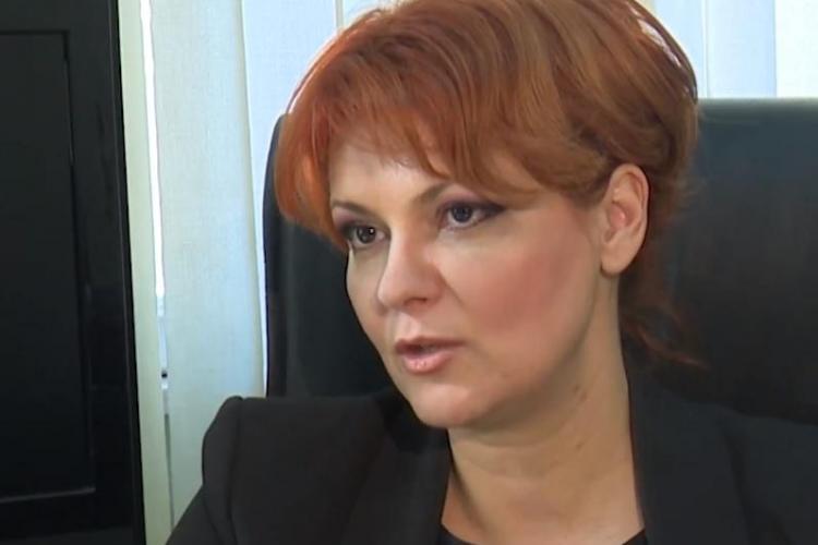 Olguța Vasilescu, plină de aroganță: Trebuia să merg la Dezvoltare de la început