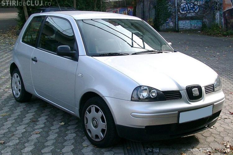 Mașină furată din Zorilor, recuperată în timp record de polițiști cu ajutorul șoferilor clujeni