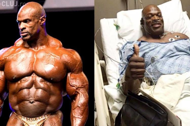 Cel mai musculos om al planetei nu mai poate merge