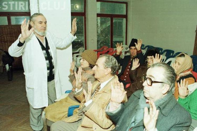 """A murit """"vindecătorul"""" lui Nicolae Ceaușescu, Constantin Mudava"""