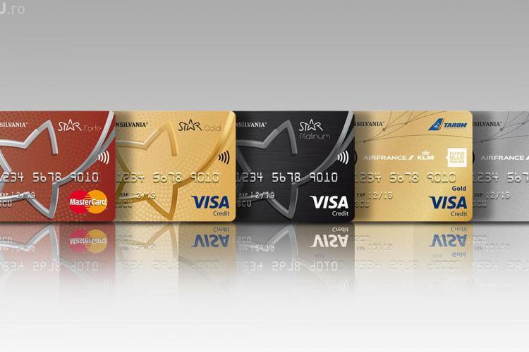 Numărul tranzacțiilor cu cardul de credit BT a explodat