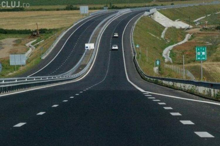 Ce autostrăzi rămân fără bani după rectificarea bugetară