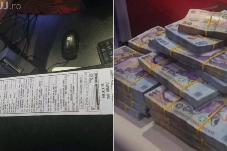 Câștig uriaș la pariuri în Romania! A dus acasă 84.000 EURO - FOTO
