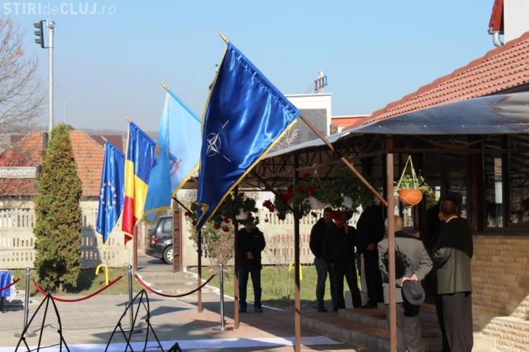 A fost resfințită Biserica Militară din Florești - FOTO