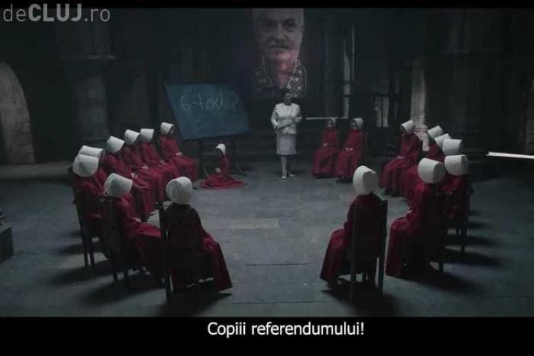 """Surpriză? 10 parlamentarii PNL au cerut anchetarea clipului """"Copiii referendumului"""""""
