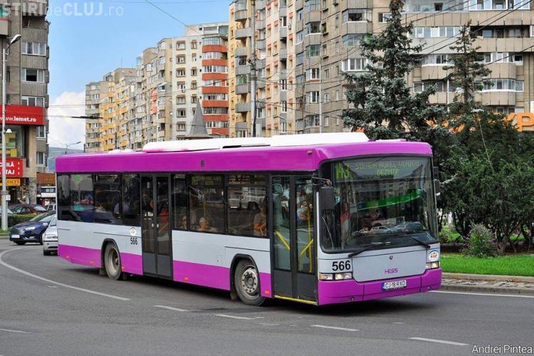 CTP suplimentează cursele spre Borhanci, Feleacu, Vâlcele și Gheorghieni