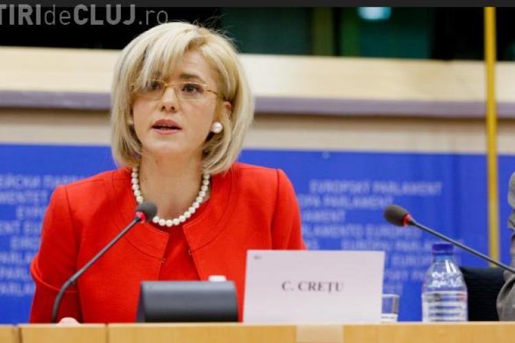 Corina Crețu atacă dur Guvernul Dăncilă. România a pierdut miliarde de euro