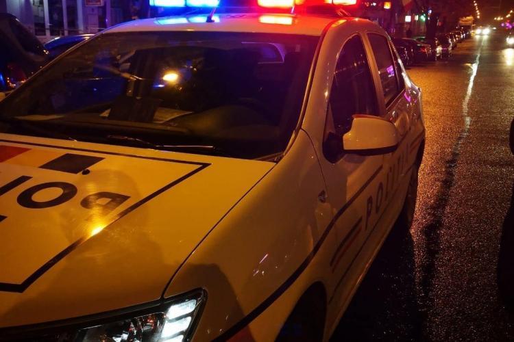 Razie de amploare pe mai multe străzi din Cluj. Câte amenzi au dat polițiștii în mai puțin de două ore FOTO
