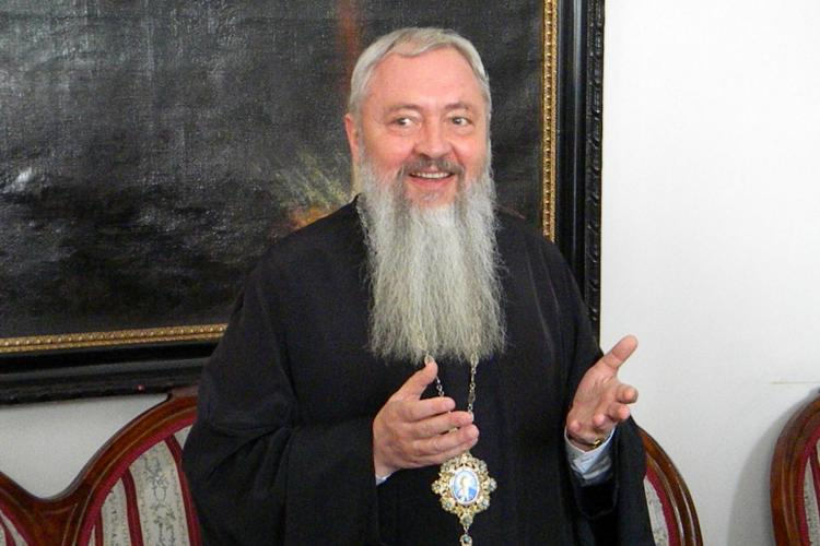 Mesajul de Crăciun al Mitropolitului Clujului merge spre politicieni