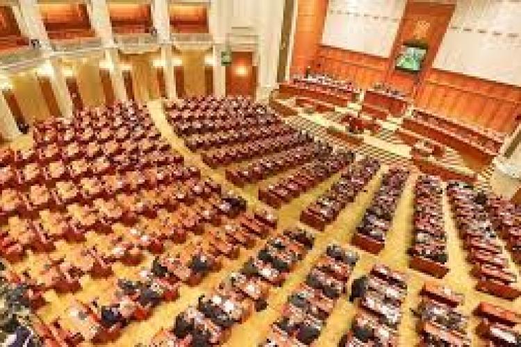 Parlamentarii au votat bugetul Camerei Deputaților pentru 2019. E cu 15% mai mare
