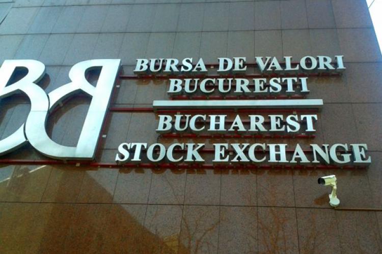 Bursa de Valori București s-a prăbușit după anunțurile fiscale ale Guvernului
