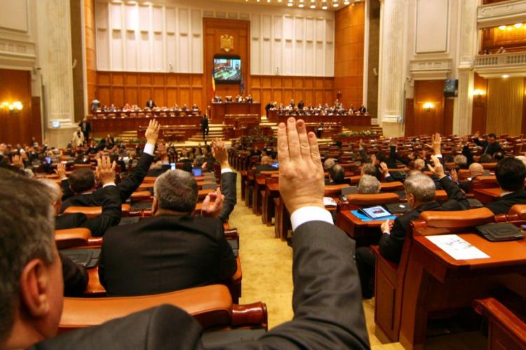 Cât câștigă lunar un parlamentar