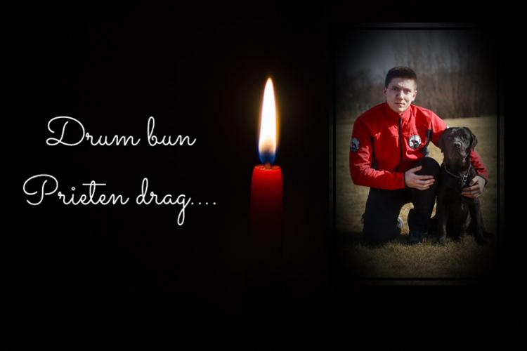 S-a stins din viață Mihai, clujeanul cu suflet de la Asociația pentru Câini de Salvare