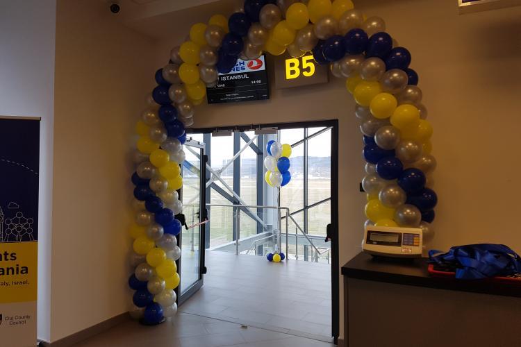 Aeroportul Cluj a inaugurat noile porți de plecare. Cum arată - FOTO