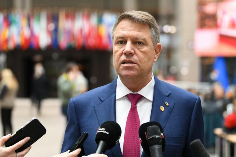 """Klaus Iohannis către PSD şi premierul Dăncilă: """"Dragnea este un infractor"""""""