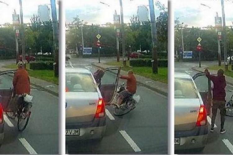 Proiect: Șoferii să fie amendați pe baza filmărilor din trafic