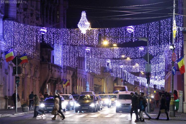 Concertele LIVE din Piața Unirii din Cluj-Napoca, de 1 Decembrie - VIDEO
